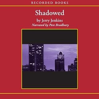 Shadowed audiobook cover art