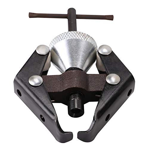 Queiting 10-30mm Zwei Arm Abzieher Scheibenwischer Wischerarm Abzieher Lager Entferner Werkzeug zum Entfernen des Autowischerarms