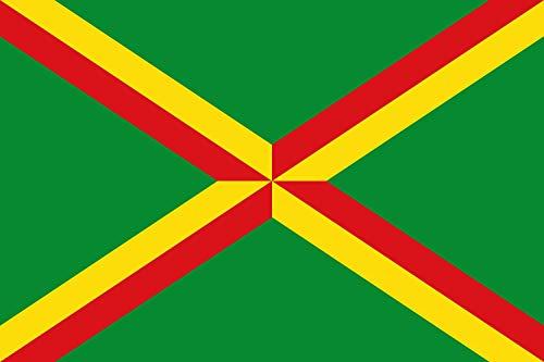 magFlags Bandera XL Apaisada | Bandera Paisaje | 2.16m² | 120x180cm