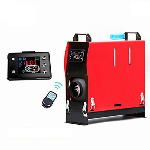 JINGBO 12V / 24V staande verwarming, 5000W diesel verwarming met afstandsbediening en LCD voor vrachtwagen bus auto SUV boot camping