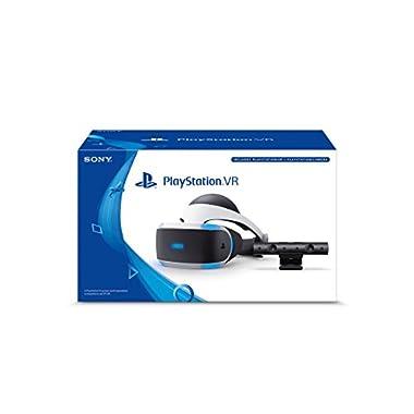 PlayStation VR Headset + Camera Bundle [Discontinued]