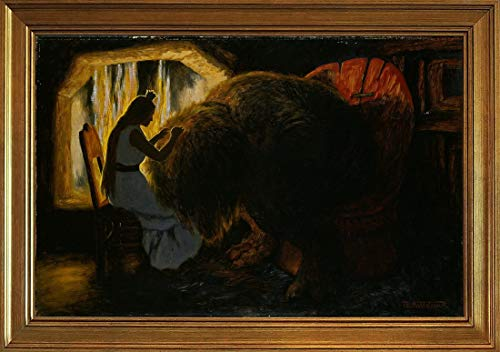 Berkin Arts Classico Marco Theodor Severin Kittelsen Giclee