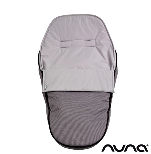 Nuna–Tasche für Kinderwagen Nuna Pepp grau