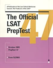 Official LSAT Preptest: Number 47