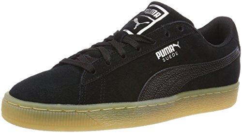Puma Suede Classic Bubble, Zapatillas para Mujer, Negro Black, 40 EU