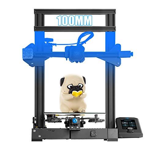 Creality Original 500 mm Kit de Extensión del Eje Z, Actualizaciones de Perfiles 2040 Kits de Aumento de Altura de Impresión de 100 mm para Impresoras 3D Ender 3, Ender 3 Pro