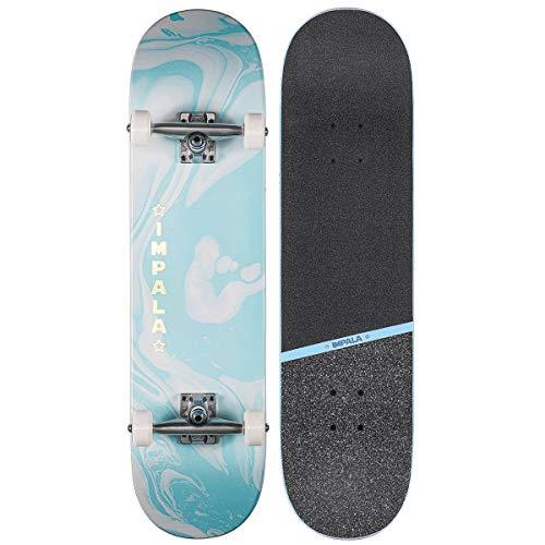 Impala Cosmos Skateboard - Blue 8.0