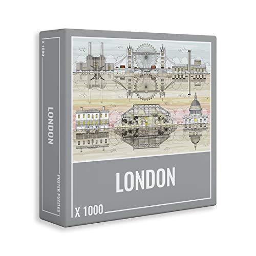 London – Rompecabezas Premium de 1000 Piezas para Adultos