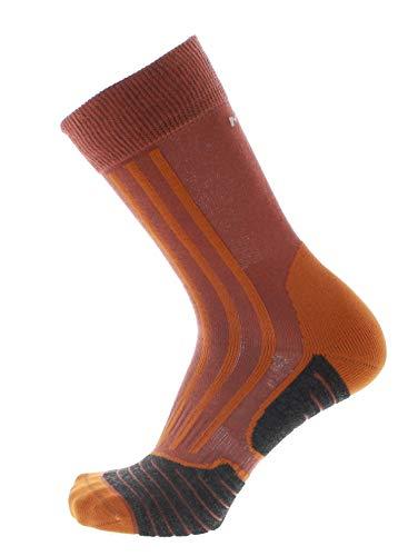 Meindl MT2 Men Socken (orange), EU 45-47