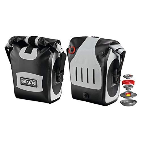 Mainstream-MSX Mainstream Fahrradtasche MSX XR Outer Bag, schwarz, MS-1616
