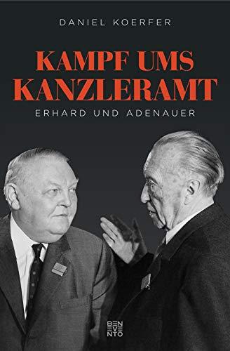Kampf ums Kanzleramt: Erhard und Adenauer