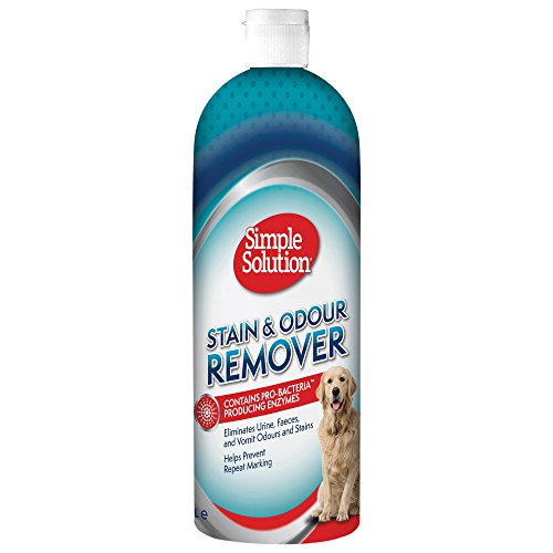 Simple Solution quitamanchas y olores para Perros, 1000ml