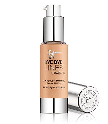 It Cosmetics - Bye Bye Lines Foundation (Medium Tan)