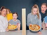 Twin Telepathy Pizza Challenge