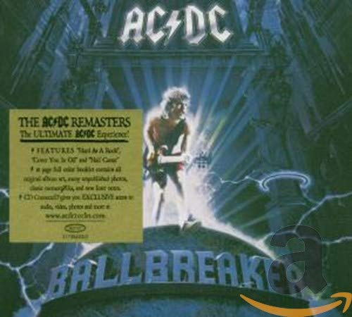 Ac/Dc: Ballbreaker (Audio CD)