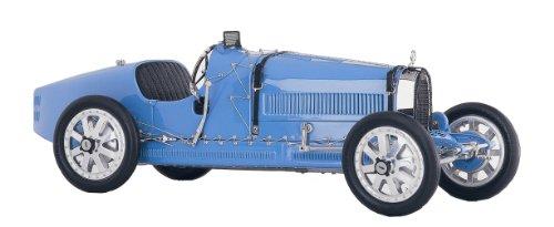 CMC-Classic Model Cars Bugatti T35 Grand Prix 1924 1:18 Scale Detailed Assembled Collectible Historic Antique Vehicle Replica