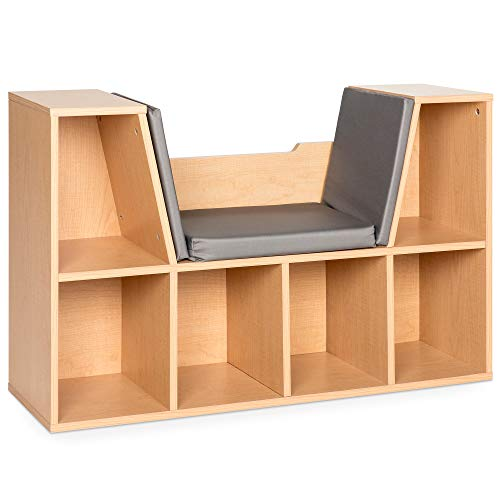 Best Choice Products 6-Cubby Kid...