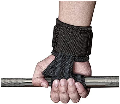 Jaf Strapazierfähige Handgelenkbandagen für Power-Workout, Gewichtheben, Fitnessstudio, Fitness, Klimmzughandschuhe