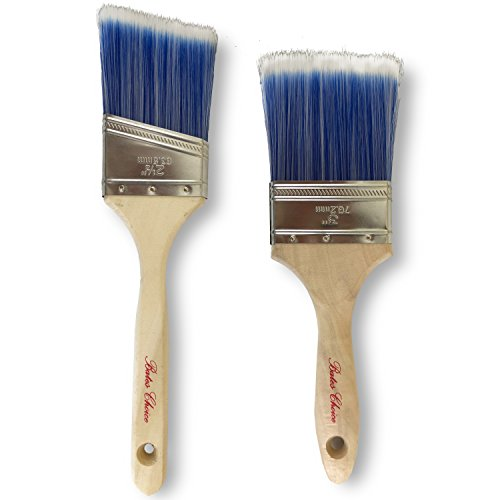 Bates Premium Wood Handle Paint Brush