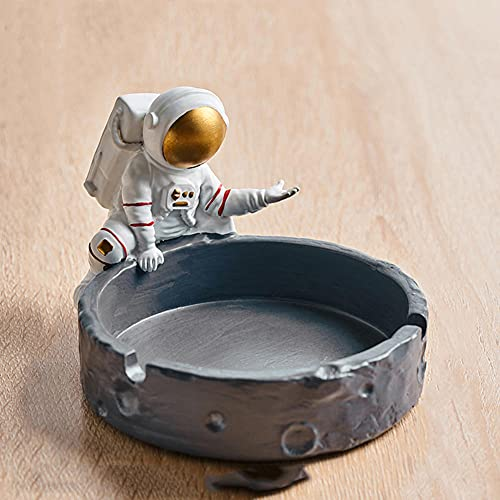 BAWAQAF Cenicero con forma de neumático retro para cenicero, cenicero de resina, cenicero para fumar cigarrillos, cenicero, cenicero para sala
