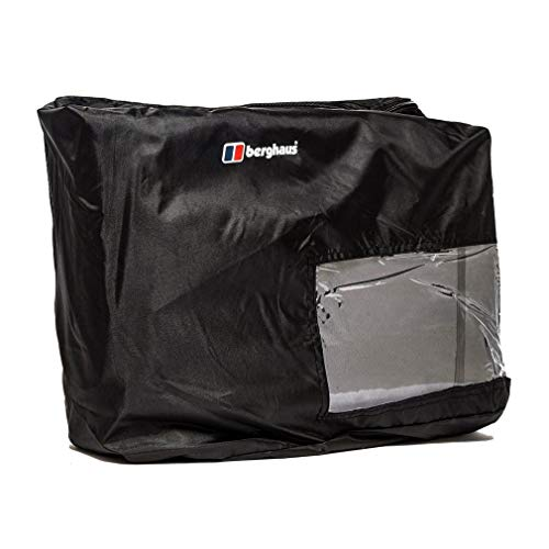 Berghaus Air 8 Tent Footprint, Black, One Size
