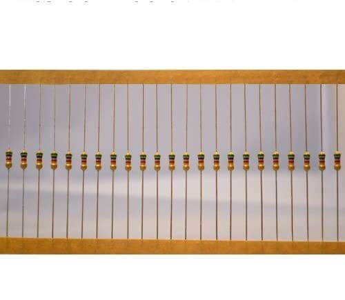 Widerstand 560 Ohm, 30 Stück, Kohleschicht 0.25W 5% Widerstände Resistor