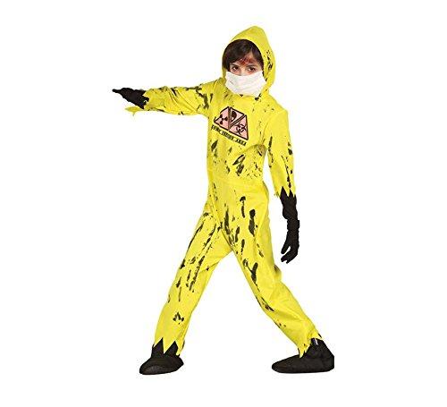 Disfraz de Mono contra Epidemia Nuclear para niños. - 7-9 años