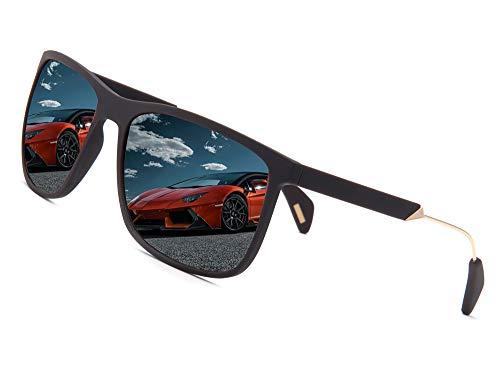 Polarized Retro Classic Trendy Stylish Sunglasses for Men Women