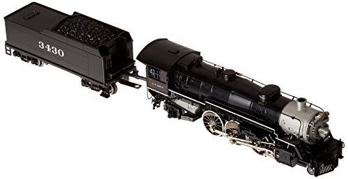 Williams by Bachmann 4-6-2 Pacific - Santa Fe #3430 Train (O Scale)