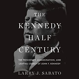 The Kennedy Half Century cover art