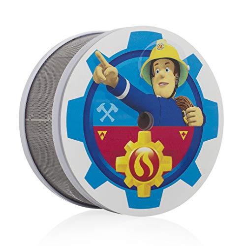 Smartwares FSM-16400 Rauchmelder Feuerwehrmann Sam für das Kinderzimmer/Mini 10 Jahres-Rauchwarnmelder/ Maße Nur 75 x 35 mm, VDS/ Q-Zertifiziert