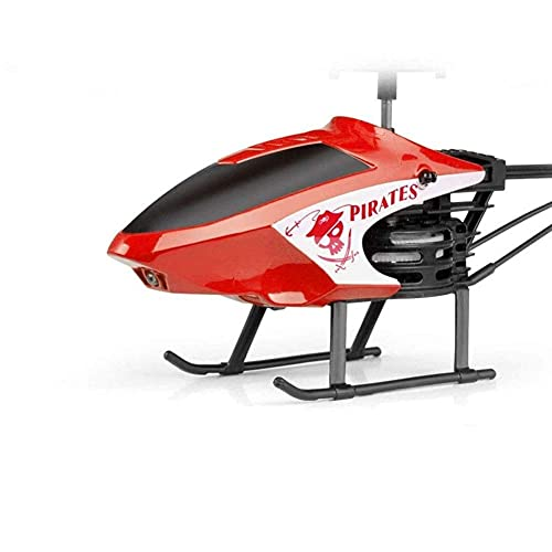 FYRMMD Mini helicóptero de policía RC, resistencia a la caída de aviones infrarrojos inducción intermitente luz radio remoto (coche de control remoto)