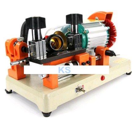 Kohstar RH-2AS Schlüsselschneidemaschinen, multifunktional, elektrisch, manuell, doppelte horizontale Schlüssel Kopiermaschine