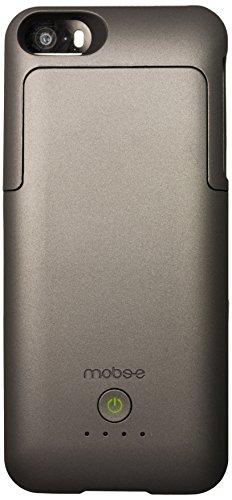 Mobee Technology MO2212A Magic Charger induktive Ladestation inkl. Akku für Apple Magic Maus weiß/silber