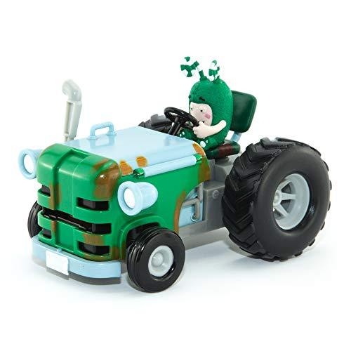 ODDBODS Vehículo de acción – Zee's Tractor – Coche de Juguete para...