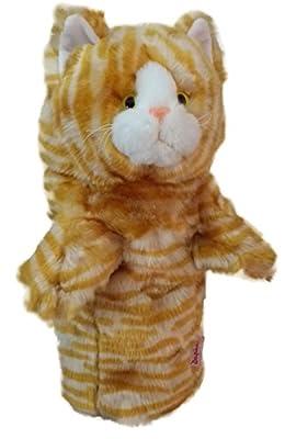 Daphne's Calico Cat Headcovers