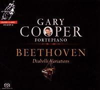 Beethoven: Diabelli Variations, 6 Bagatelles by Gary Cooper (2011-01-11)