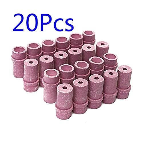 DULALA Sandstrahlen Keramikdüse 20Pcs Ersatzdüsen 4,5 mm für Sandstrahlen