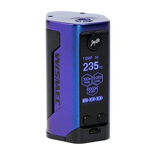 Wismec Reuleaux RX GEN3 Box MOD 300 W, Riccardo e-Zigarette / Akkuträger, blue-purple