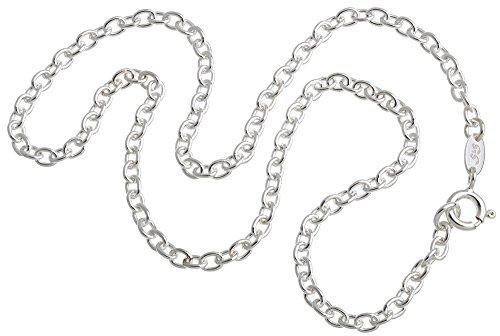 Erbskette für Kinder 2,2mm - 925 Silber - Länge wählbar 32-37cm