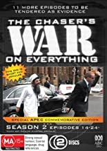 The Chaser's War on Everything - Season Two (14 - 24) - 2-DVD Set ( The Chaser's War on Everything - Season 2 ) ( The Chaser's War on Everything - Season 2 - Episodes 14-24 ) [ NON-USA FORMAT, PAL, Reg.0 Import - Australia ]