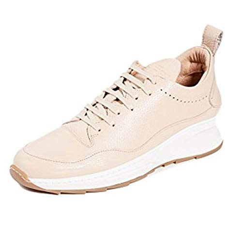 Filling Pieces Herren Sneaker Steel Runner Shark Sneakers Beige : EUR 41 Schuhgröße EUR 41