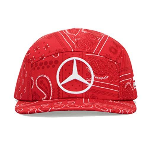 Mercedes AMG Petronas Lewis Hamilton 'Special Edition' British Grand Prix Cap Silverstone | Erwachsene | 2020 rot