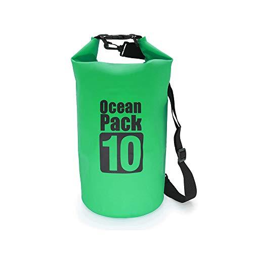 Ocean Pack Bolsa de natación  mochila impermeable para kayak Boat  canotaje  pesca