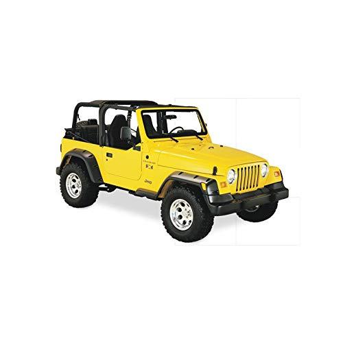 Kit élargisseur Bushwacker Pocket Style Jeep Wrangler Tj