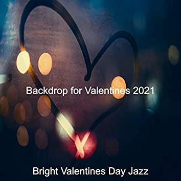 Backdrop for Valentines 2021