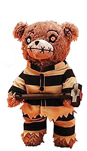 Scary Teddy Granger Evermore von Teddie Scares Plüschteddy ca 15cm Applehead Factory