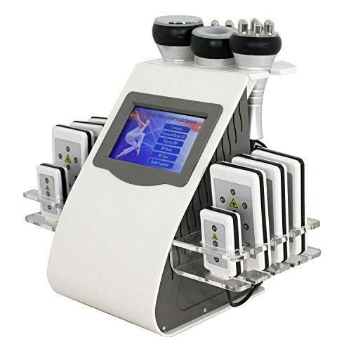 6 in 1 Body Slimming Massage Machine Body Shaping Skin Tightening Fat Removal, Anti-Wrinkle Beauty...