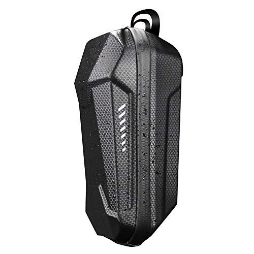 iBoosila Roller Bolsa para Manillar, Impermeable, con asa para la Cabeza, Bolsillo Delantero, Gran Capacidad, para Xiaomi Mijia M365