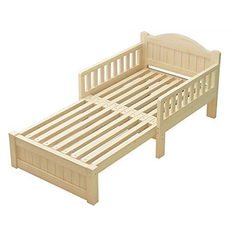 YBWEN Cama Plegable Los niños de plegamiento de Madera Cama Individual Cama multifunción huéspedes Bed portátil fácil de Plegar Hamacas y Tumbonas (Color : Beige, Size : 70x200X73cm)